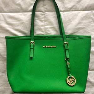 Michael Kors Tote Bag (Green)